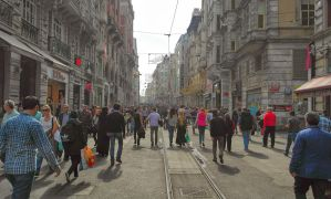 Istiklal Avenue by SerenissimaLuna