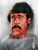 Richard Pryor by LawrenceChristmas