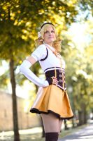 Mami Tomoe - Ready for the battle by SoraPilzi