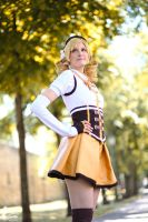 Mami Tomoe - Ready for the battle by SoraPaopu