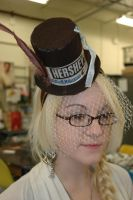 Hershey's Hat by Lovely-LaceyAnn-Art