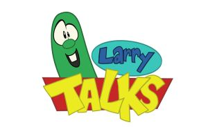 Larry talks by Kenny-boy
