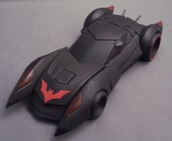 Transformers Batman Beyond Alt by Shinobitron