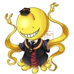 Koro sensei for MrP0pp1nz [Speedpaint] by Meg-Marmite