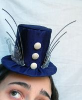 Tiny Top Hat: Mercury Rising by TinyTopHats
