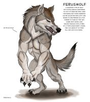 FerusWolf species by pookyhorse