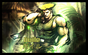 Guile by seravoo