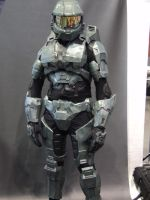Master Chief by Santy-Orm