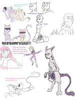 Mewtwo is awesome by Ghost-Peacock