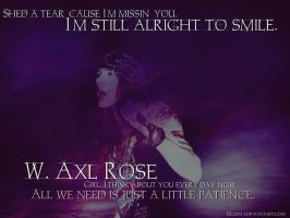 Axl Rose by Olzon-1