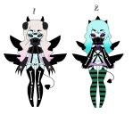 Monster adoptable batch closed by AS-Adoptables