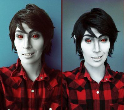 Adventure Time: Marshall Lee - Blue by Yonejiro