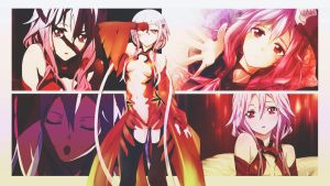 Inori Wallpaper 3 by Dinocojv