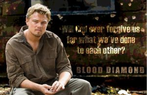 Blood Diamond - Danny Archer by MiouQueuing