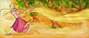 Tangled in the trees by xYazzieex