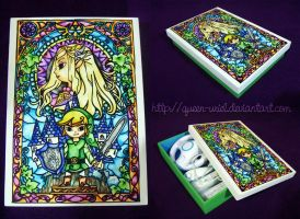 The Legend of Zelda Box for Wii by Queen-Uriel