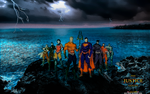 THE JUSTICE LEAGUE by CSuk-1T