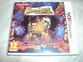 Doctor Lautrec and the Forgotten Knights 3DS by RedDevilDazzy2007