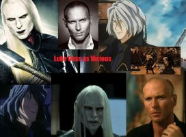 Cowboy Bebop Casting Call - Luke Goss as Vicious by The-Rogue-Scarecrow