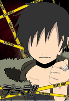 Orihara Izaya : Colored by CaPrIcOrNgIrL