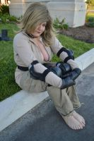 MGS - Nicely tough by oilyraven
