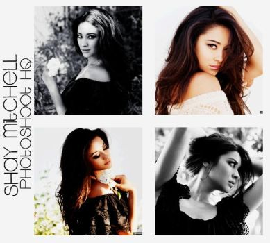 Shay Mitchell Pack #O2 by Teeffy