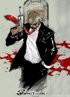 hitman by nefar007