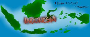 Indoneisa by MaybeCloser