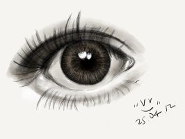 Just an Eye by vv-amarantine