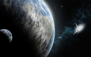 New Earth by Wittman80