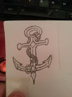 Lauras' Anchor by Zodiax3