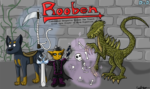 Rooben- the long-named gnome by eyfey