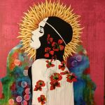 Flowering of The Sun by KanchanCollage