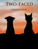 Two-Faced Chapter 3 cover by JasperLizard
