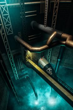 Sector 1 Reactor by strivera