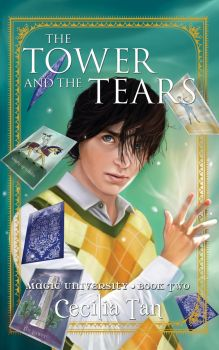 Cover Art for The Tower and the Tears by foxestacado