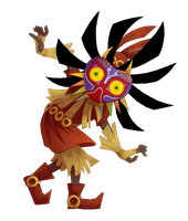 Skull Kid by Zimeta