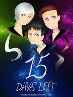 15 Days Left! by AliceKaninchenbau