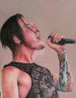 Pastel - Telle Smith (The Word Alive) by ThrowYourRoses