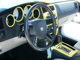 Charger RT Hemi Queen Bee - inside the hive by RoadTripDog