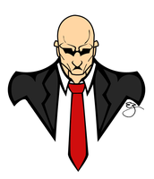 Agent 47 by Jace-Mereel
