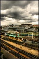 Tales from the city by j-adree