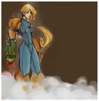 Samus take 2 by artobot