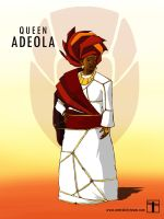 Spider Stories: The Queen Adeola by CentralCityTower