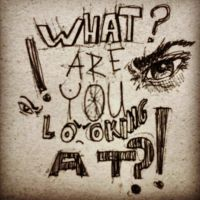 What are you...? by LifeIsSucking