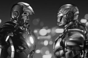 Ironman II by KaelNgu