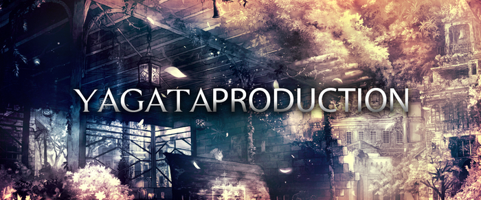 [ Banner Twitch ] YagataProduction by Yuu-graphique