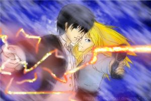 Royai: Someone to Protect... by the-equilibrist