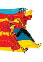 AAAA JSA The Flash and Kid Flash by JsmNox