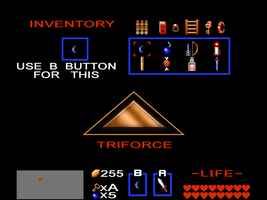 The Legend of Zelda HD Remake [Inventory] by BLUEamnesiac